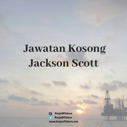 Jawatan kerja kosong jackson scott