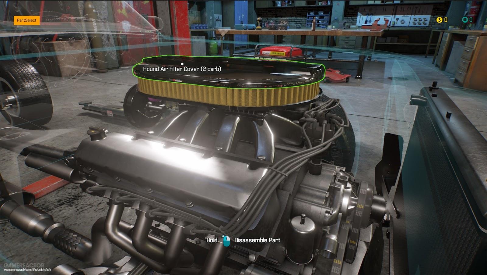 Car Mechanic Simulator 2018 Dodge Modern One Link Download | Game-XWP