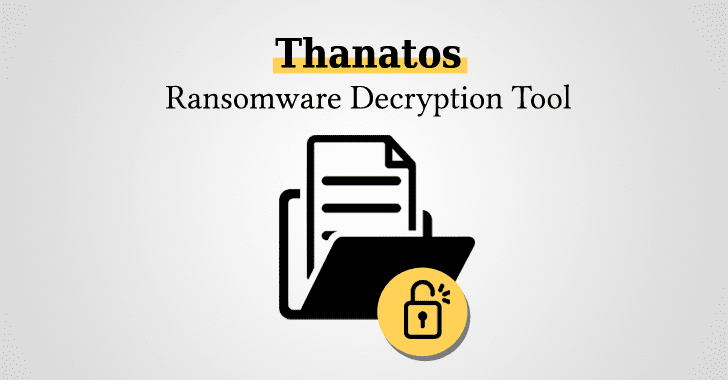 free ransomware decrypt tool download