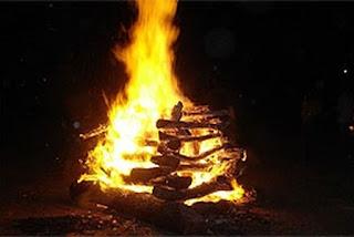 Em Baraúna, está proibido acender fogueiras devido pandemia da Covid-19