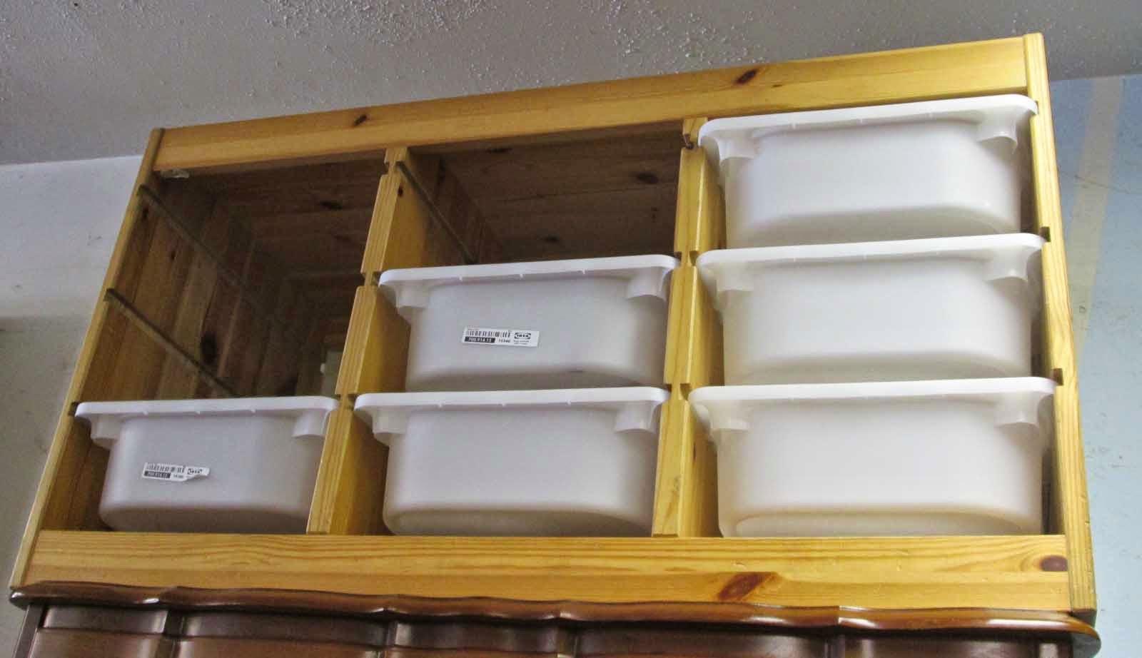 Uhuru Furniture Amp Collectibles Sold Ikea Storage Unit