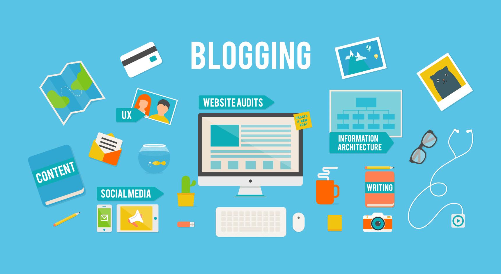 Pengertian Blogging untuk Blog Pribadi dan Bisnis