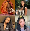 8 DIFFERENT TYPES OF BOX BRAIDS TO CHOOSE FROM (protective styles).
