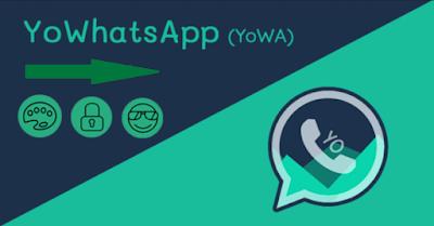 تنزيل يو واتساب ضد الحظر yowhatsapp apk  yousef download 2020