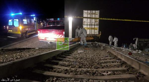 قطار يدهس شخصا ويرديه قتيلا بحي السلام بالشلف