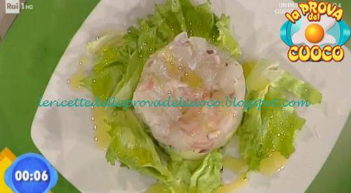 Tartare di dentice e patate alle erbe ricetta Bottega da Prova del Cuoco