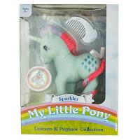 MLP Unicorn & Pegasus Collection Sparkler by Basic Fun