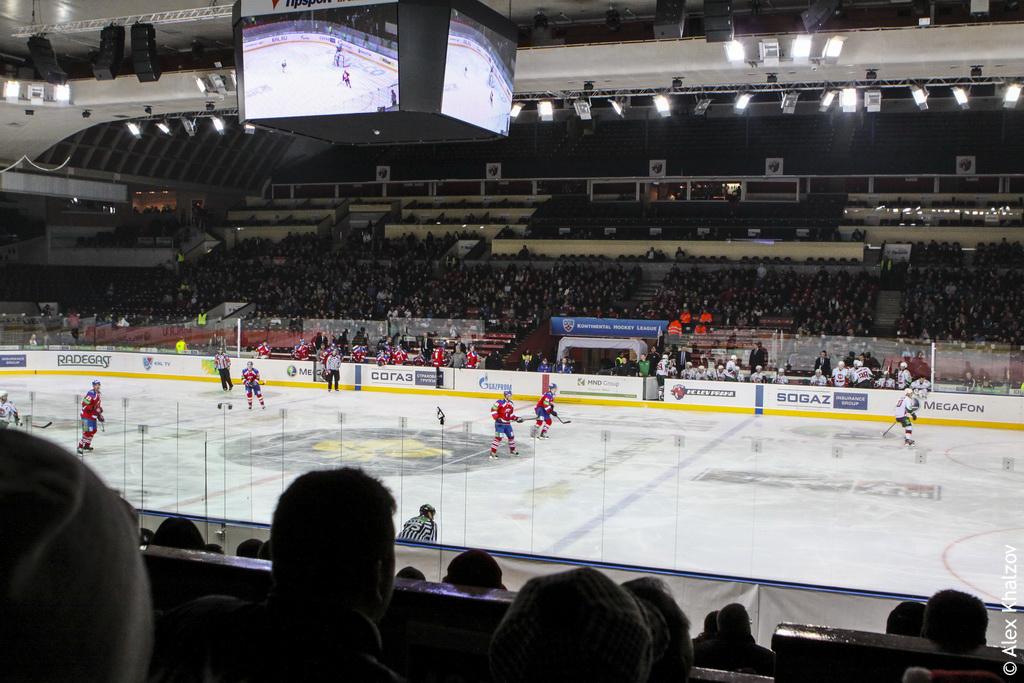 Прага спортивная