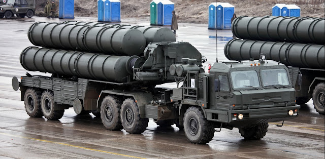 Δοκιμάζει τους ρωσικούς S-400 σήμερα η Άγκυρα