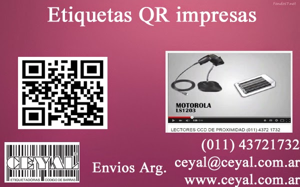 etiquetado para packaging  San Isidro argentina