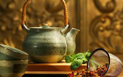 Dùng trà sâm Ngọc Linh giúp cải thiện sức khỏe, tăng cường thị lực