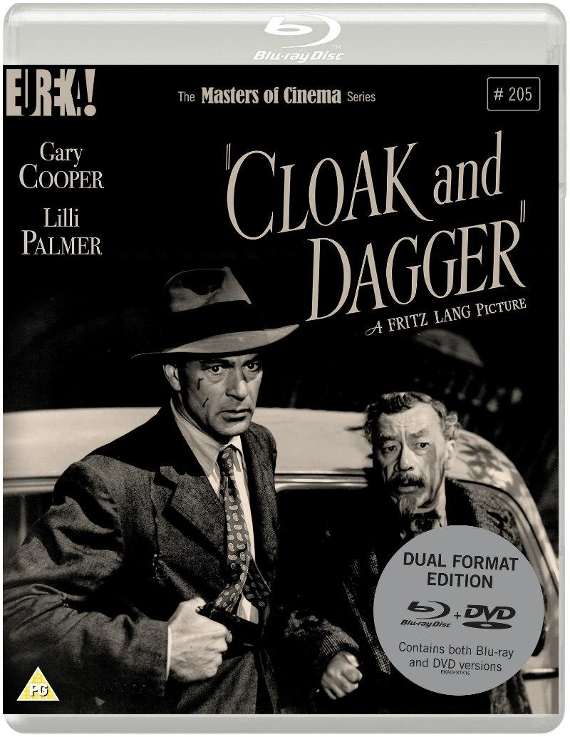 cloak and dagger bluray