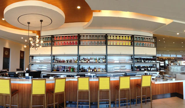The Bar at California Grill em Orlando
