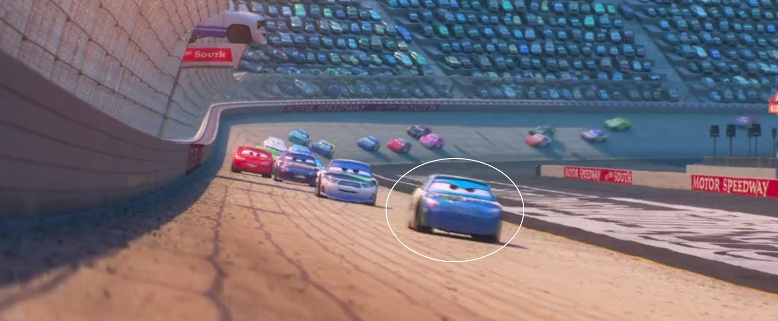 Cars 3 Ernie Gearson diecast review
