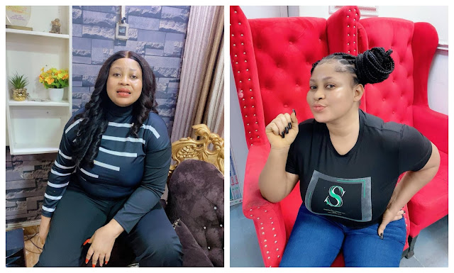 Some of this women are lying, Na wetin no happen to dem go post- Actress Joke Jigans slams women who participated in #Nobodylikewomen challenge