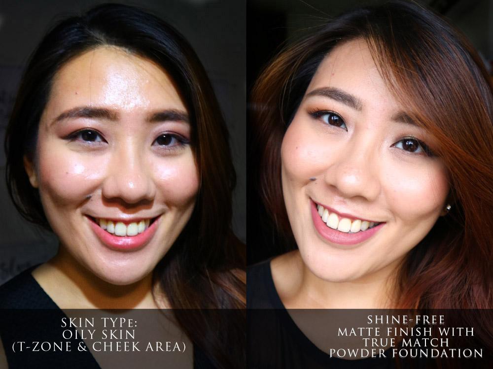 Loreal Paris True Match Powder Foundation Review Singapore