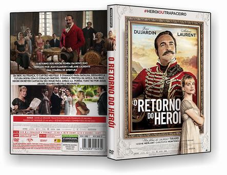 O Retorno do Herói (2019) DVD-R AUTORADO