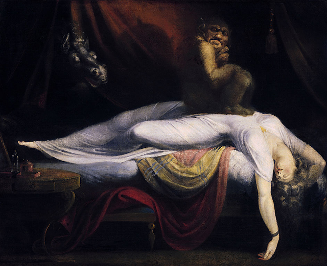 the nightmare henry fuseli