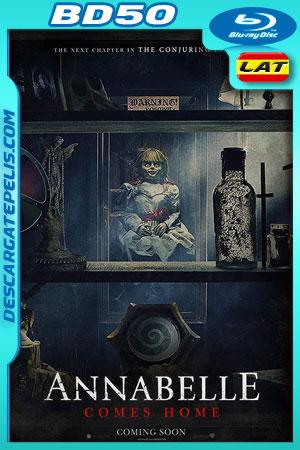 Annabelle 3: Viene a casa (2019) 1080p BD50 Latino – Ingles