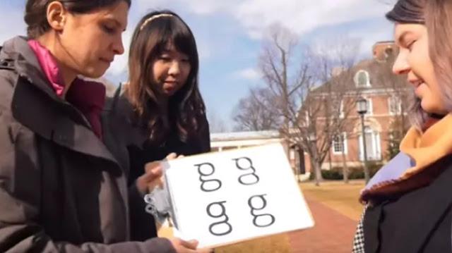 Kecanduan HP, 1 dari 38 Orang Tak Bisa Menulis Huruf 'g' yang Benar, Anda Termasuk?