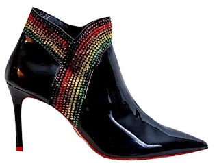 Shoeography: Shoe of the Day | Exotics by Cedrick Dorine 80 Bootie