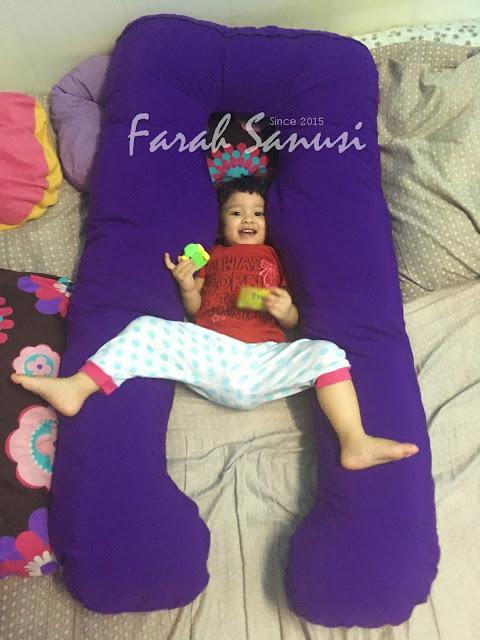 Tidur Lebih Nyenyak Dengan Body Pillow LeComfy