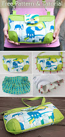 Brookfield Bag Tutorial and Pattern