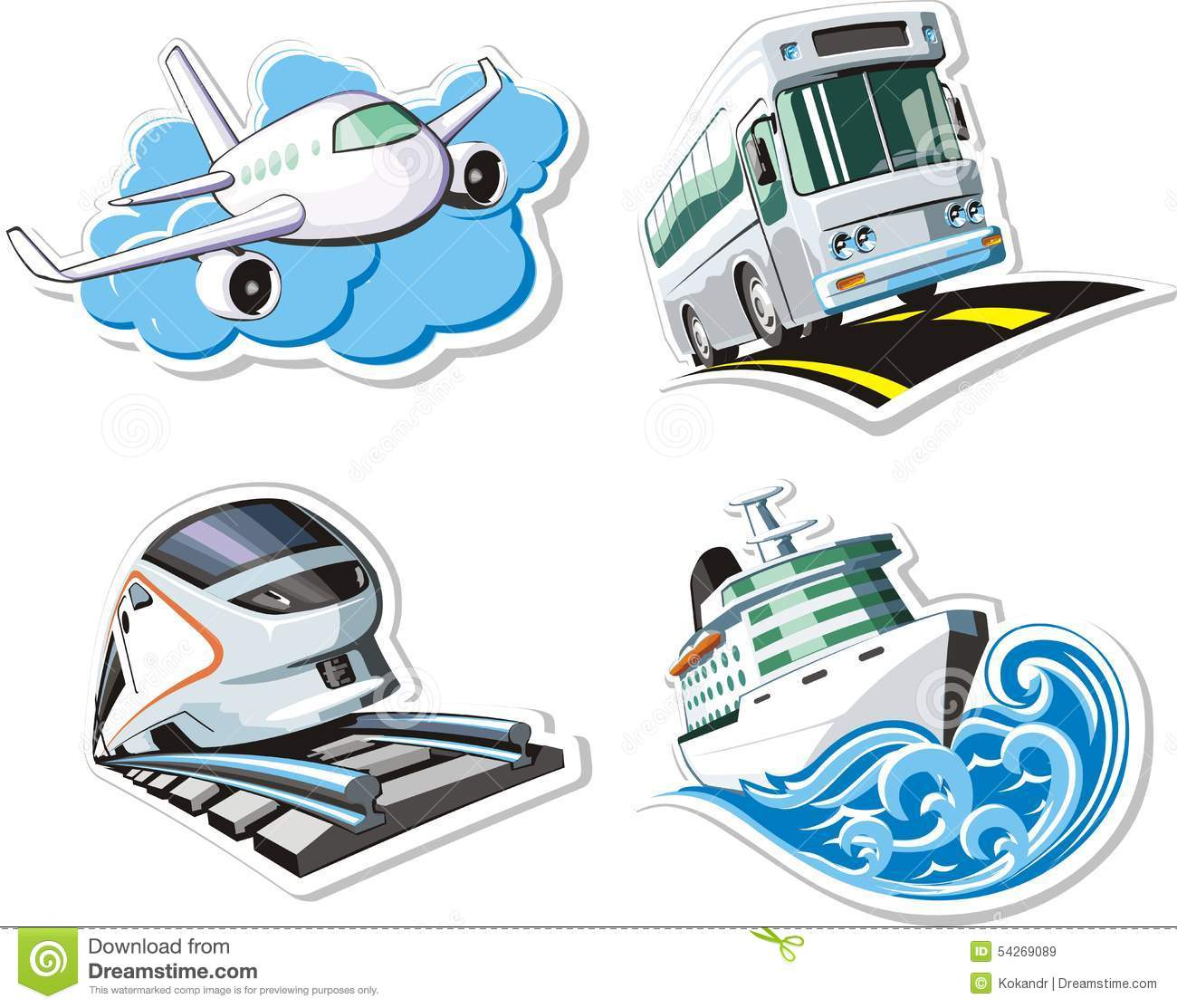 Means of Transport - Means of Transport