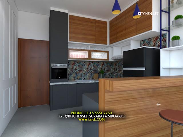 Jasa kitchen set surabaya, sidoarjo