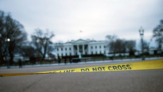 Una persona se suicida en las inmediaciones de la Casa Blanca