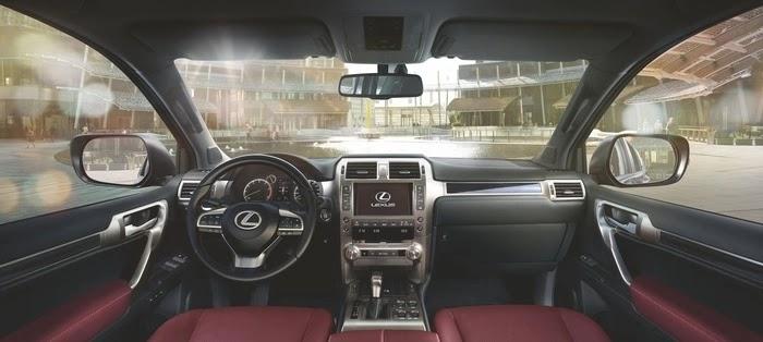Lexus GX460 2020 bán tại Nga có gì khác biệt so với Việt Nam?