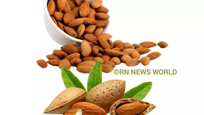 Almond face pack for skin whitening