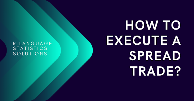 How to execute a spread trade?