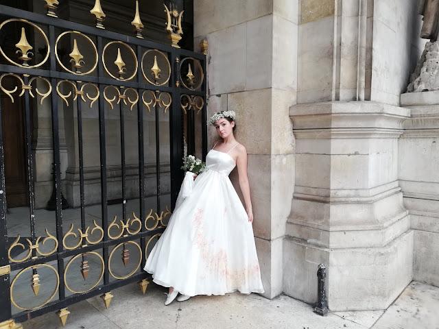 robe de mariée hellebores