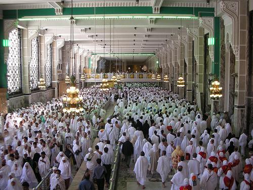 Hasil gambar untuk saí di makkah