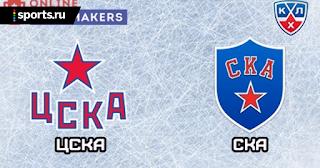 СКА – ЦСКА  смотреть онлайн бесплатно 13 сентября 2019 прямая трансляция в 19:30 МСК.