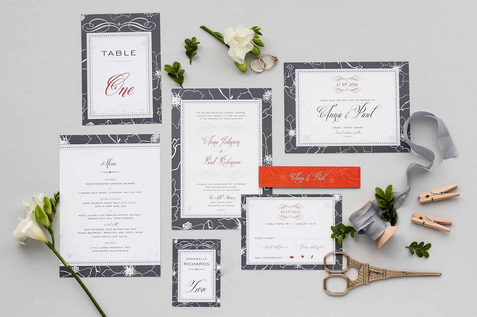 Wedding Invitation Cards 2018   Wedding Decoration Ideas