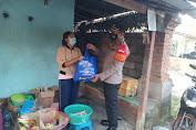 Pedagang Kaki Lima Juga Dapat Perhatian Dari Kapolsek Abiansemal