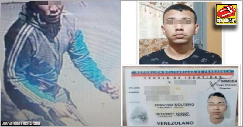 6 venezolanos involucrados en asesinato de un turista inglés en Argentina