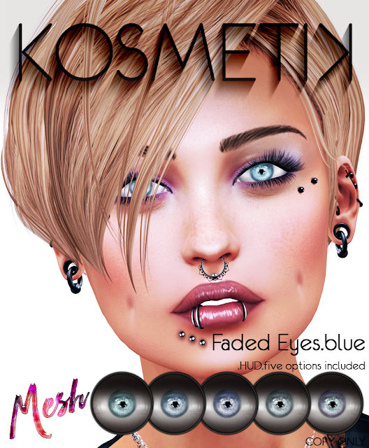 .kosmetik Faded Eyes