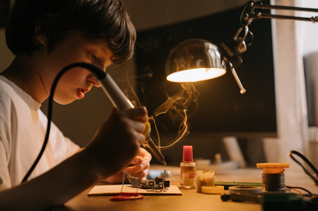soldering kya hai