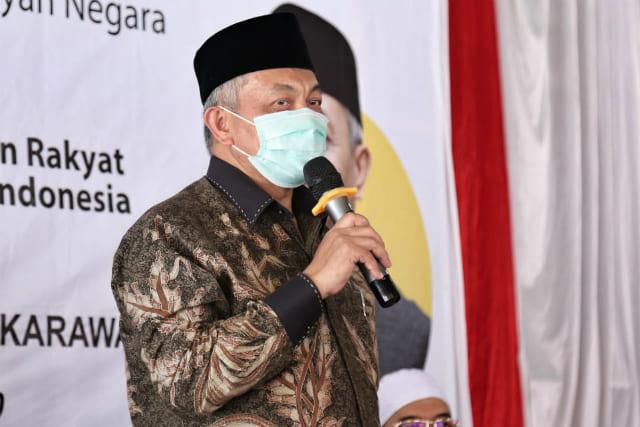 PKS Desak Jokowi Keluarkan Perppu, Cabut UU Cipta Kerja