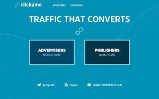 Clickaine, publicidad web para adultos