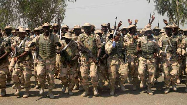 Nigerian Army Recruitment : How To Apply for 78 Regular Recruits Intake 2019.