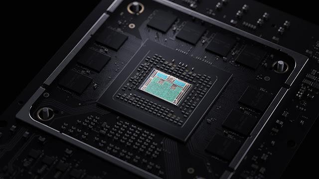CPU: Xbox Series X