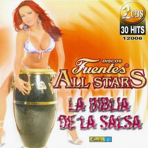 LA BIBLIA DE LA SALSA CD 2 - DISCOS FUENTES ALL STARS (2013)