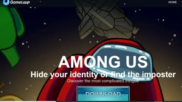 How To Install and Play Among Us on Gameloop