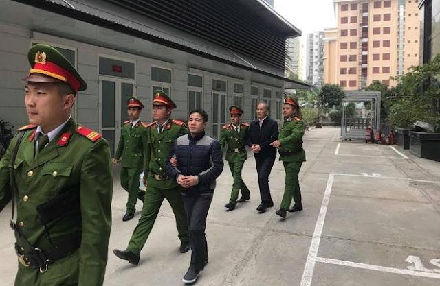 Tòa tuyên án Nguyễn Bắc Son tù chung thân, Trương Minh Tuấn 14 năm tù