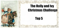 In de top 5 van The Holly and Ivy Christmas Challenge