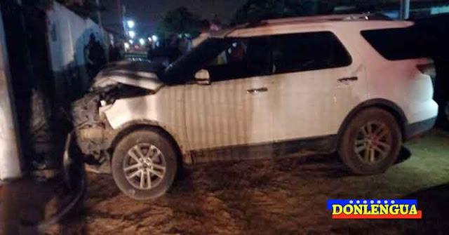 Asesinaron al propietario de una petrolera en El Tigre frente a su mujer y su hijo pequeño